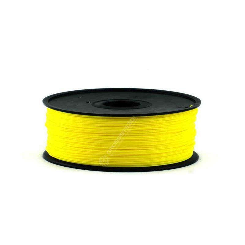 Filament 3D Jaune HIPS 3.00 mm