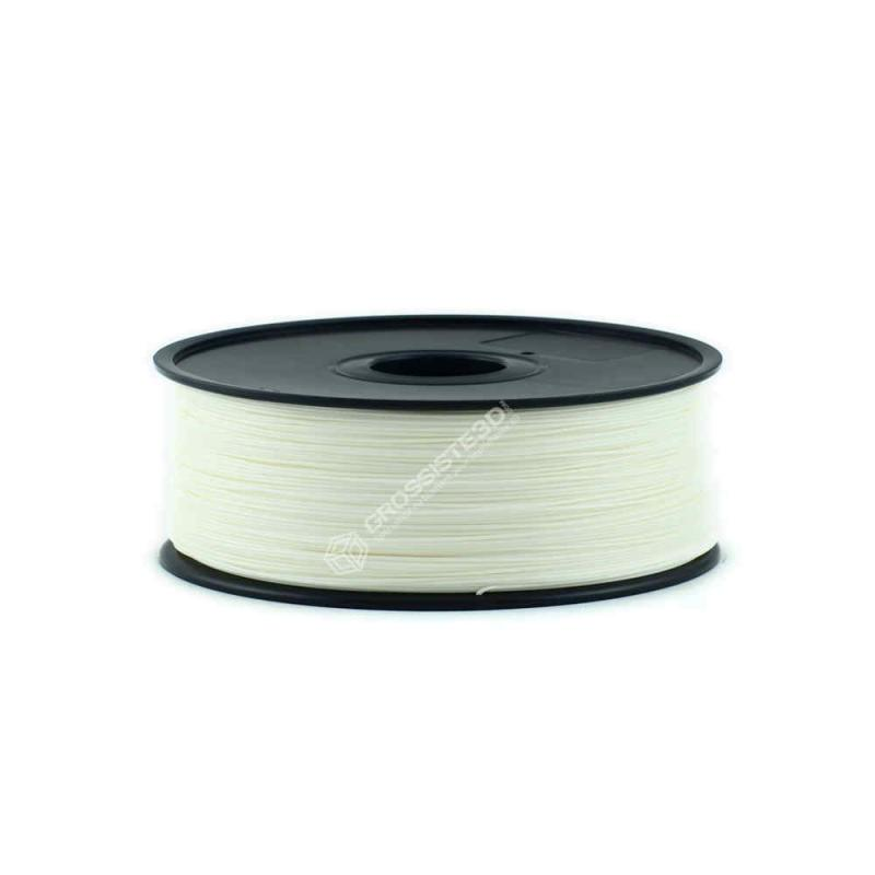 Filament 3D Nylon Blanc 3.00 mm