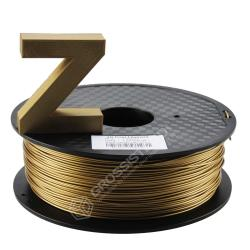 Fil 3D PLA 3 Kg 1.75 mm Bronze Or