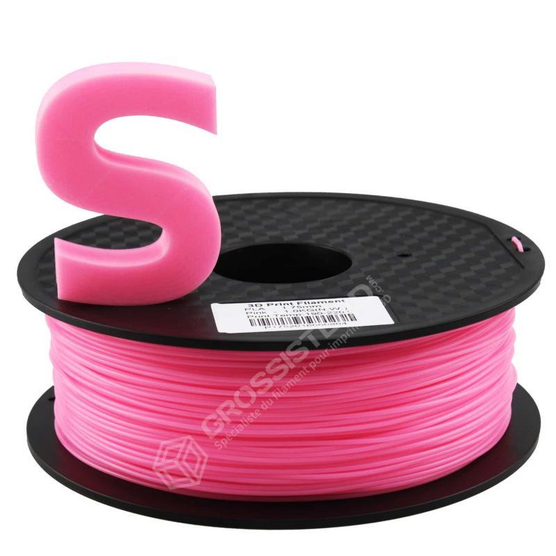 Fil 3D 1 Kg PLA 3.00 mm Rose