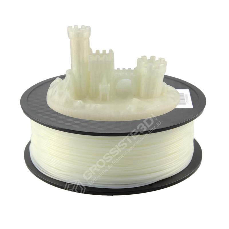 Fil 3D 1 Kg PLA 3.00 mm Naturel