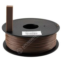 Fil 3D 1 Kg PLA 3.00 mm Marron