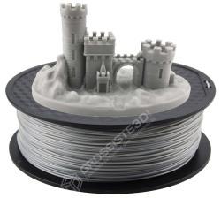 Fil 3D 1 Kg PLA 3.00 mm Gris