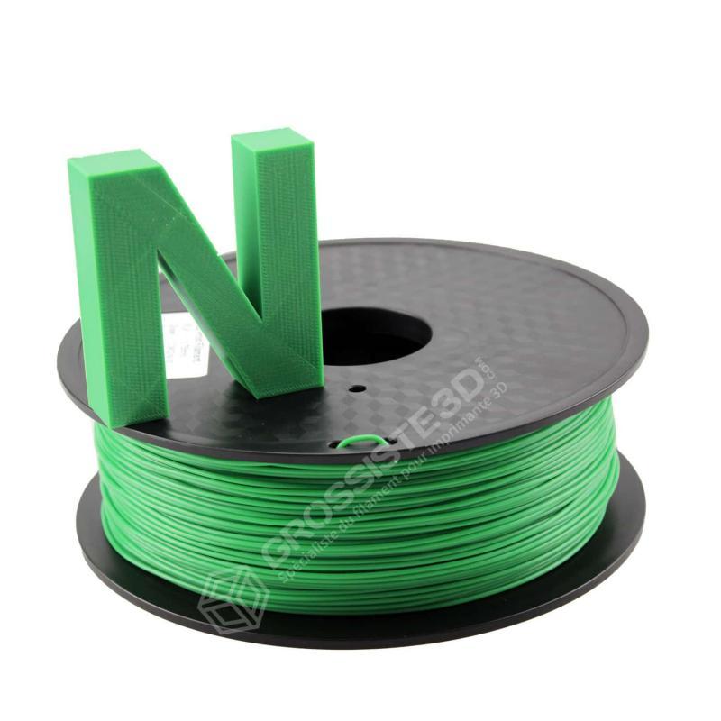 Fil 3D 1 Kg PLA 3.00 mm Vert