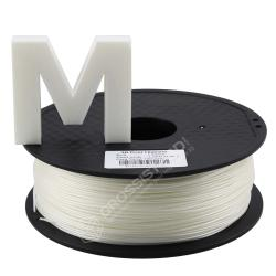Fil 3D 1 Kg PLA 3.00 mm Perle Blanc