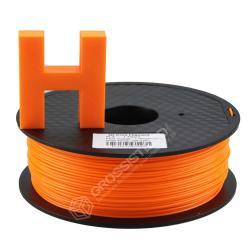 Filament 3D Fluorescent Orange PLA 3.00 mm