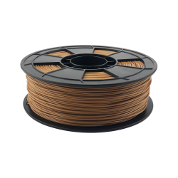 Fil 3D PLA 2 Kg 1.75 mm Marron