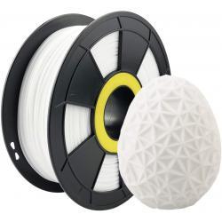 Filament 3D PETG 500g Blanc 1.75 mm