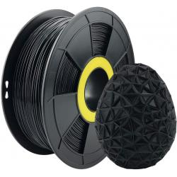 Filament 3D PETG 500g Noir 1.75 mm