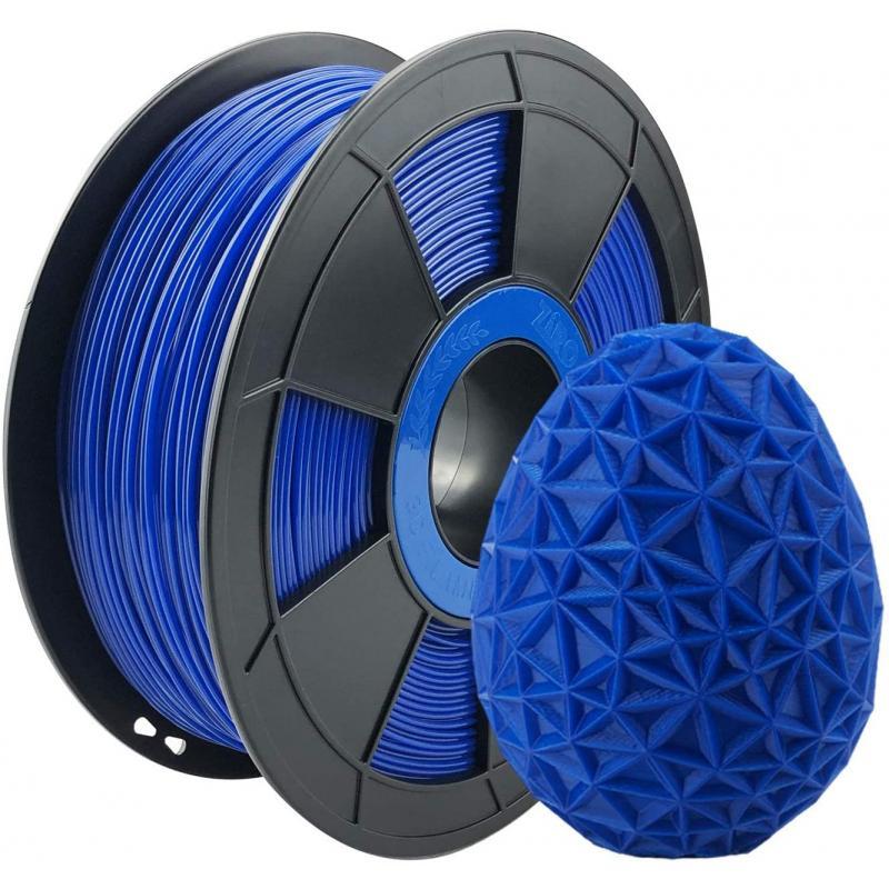 Filament 3D PETG 500g bleu 1.75 mm