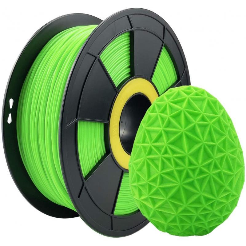Filament 3D PETG 500g Vert 1.75 mm