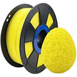 Filament 3D PETG 500g Jaune 1.75 mm