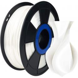 Filament 3D Silk Glossy 500g Blanc 1.75 mm