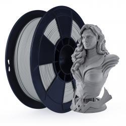 Fil 3D PLA MAT 500g 1.75 mm Gris