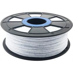 Filament 3D Stone PLA 1.75mm Bleu Blanc
