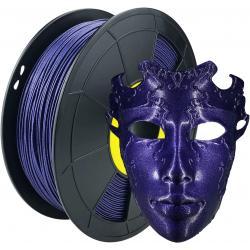 Filament 3D PLA Métallisé Bleu 1.75mm 500g