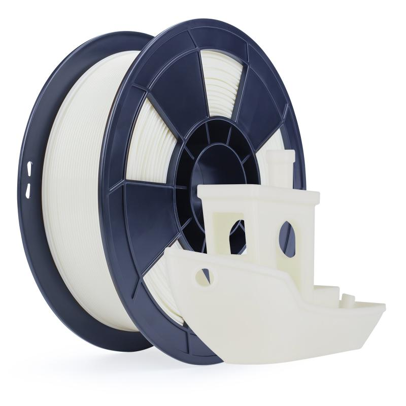 Fil 3D PLA 2 Kg 1.75 mm Blanc