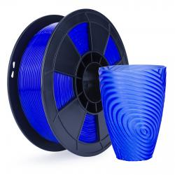 Filament 3D PLA Translucide 500g Bleu 1.75mm