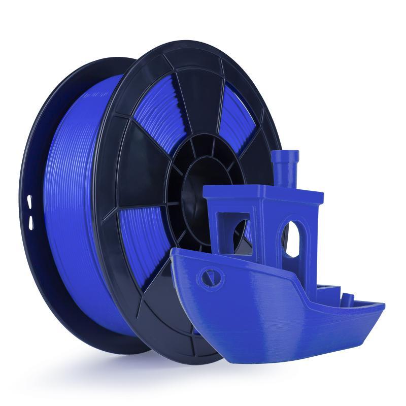 Fil 3D PLA 500g 1.75 mm Bleu