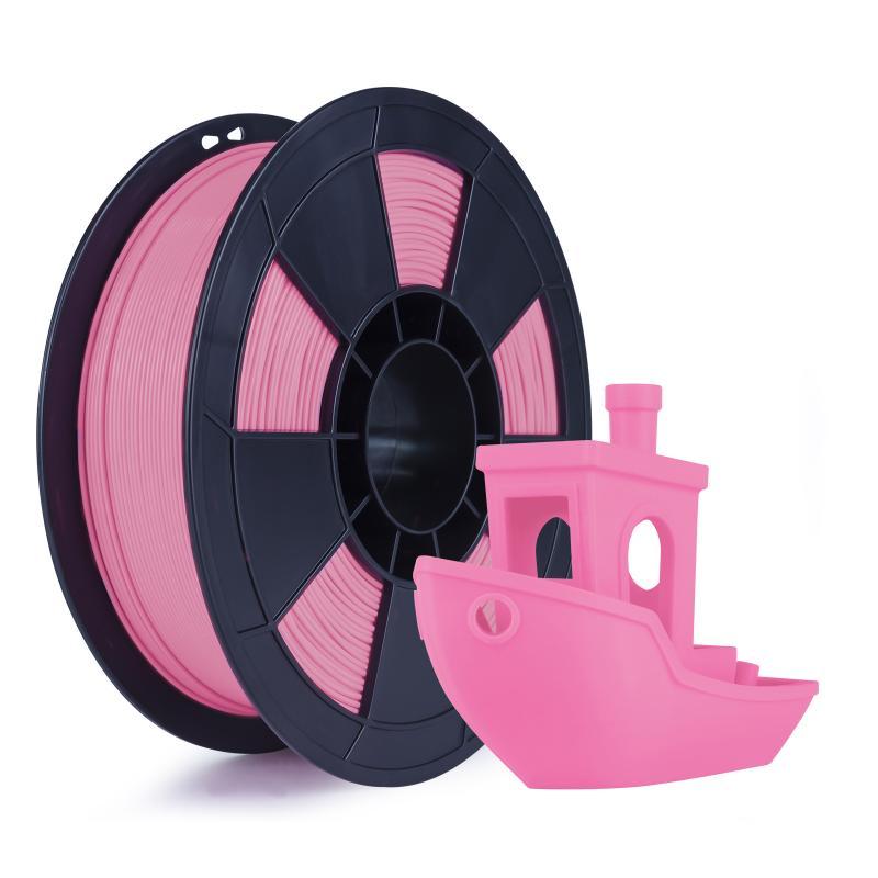 Fil 3D PLA 500g 1.75 mm Rose