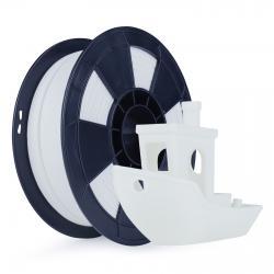 Fil 3D PLA 500g 1.75 mm Blanc Neige