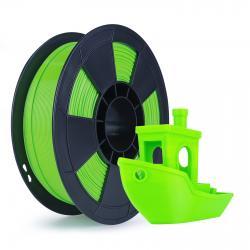 Filament 3D PLA Fluorescent 500g 1.75 mm Vert