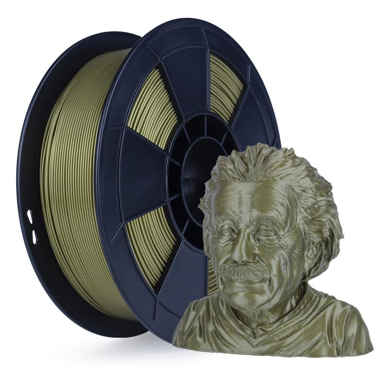 Fil 3D PLA 500g 1.75 mm Bronze