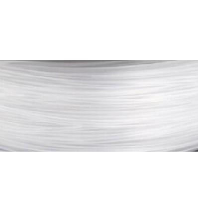 Filament ABS 1.75 mm Transparent par 10 mètres
