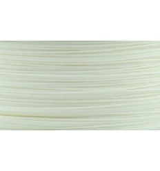 Filament PLA 1.75 mm blanc par 10 mètres
