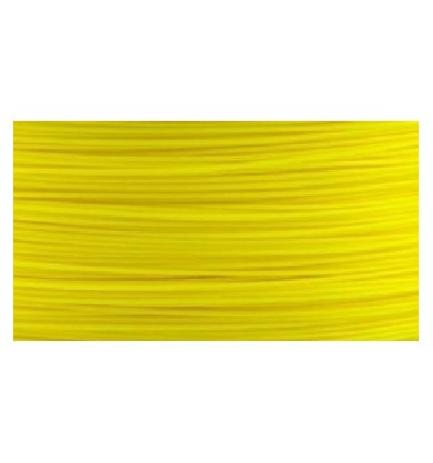 Filament PLA 1.75 mm Jaune par 10 mètres
