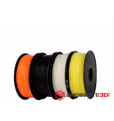 Pack 4 bobines ABS 1.75mm