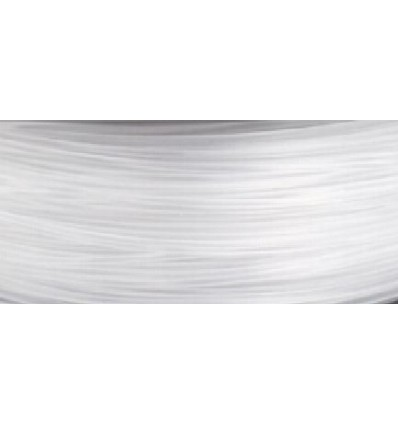 Filament ABS 3.00 mm Transparent par 10 mètres