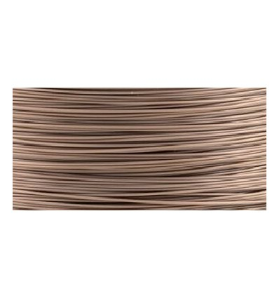 Filament ABS 3.00 mm Bronze Or par 10 mètres