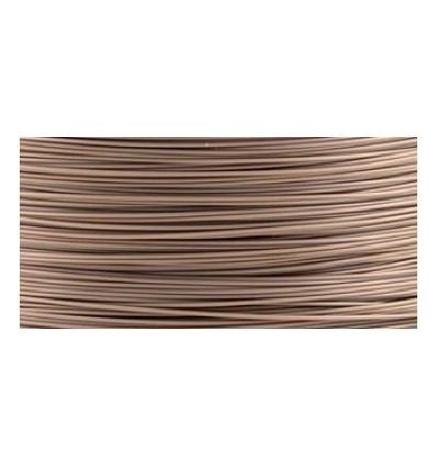 Filament PLA 3.00mm Bronze Or par 10 mètres