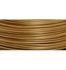 Filament PLA 3.00 mm Or par 10 mètres