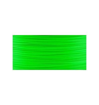 Filament 3D ABS Fluorescent 1.75 mm Vert PAR 10 MÈTRES