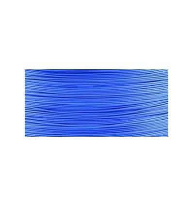 Filament 3D PLA Fluorescent 1.75 mm Bleu PAR 10 MÈTRES