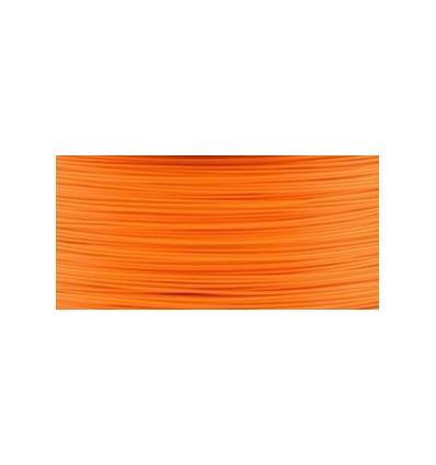 Filament 3D PLA Fluorescent 1.75 mm Orange PAR 10 MÈTRES