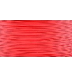 Filament 3D ABS Fluorescent 3.00 mm rouge rose PAR 10 MÈTRES