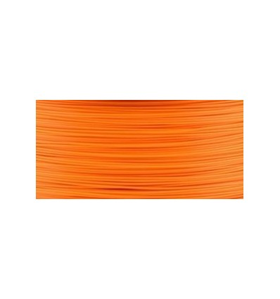 Filament 3D PLA Fluorescent 3.00 mm orange PAR 10 MÈTRES