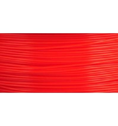 Filament Flexible Rouge 1.75 mm par 10 mètres