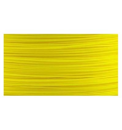Filament Flexible Jaune 1.75 mm par 10 mètres