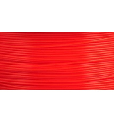Filament Flexible rouge 3.00 mm par 10 mètres