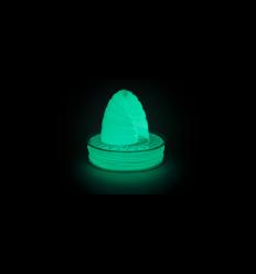 Filament ABS Phosphorescent 1.75 mm Vert par 10 mètres