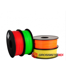 Pack 4 bobines PLA 3.00mm
