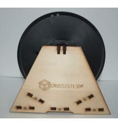 Dévidoir pour Bobine de filament d'imprimante 3D