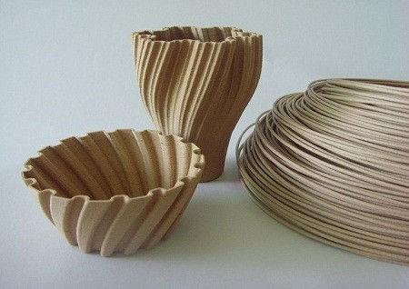 Exemple d'utilisation Filament Bois